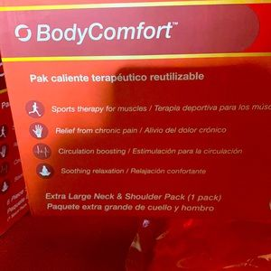 Body Comfort therapy packs